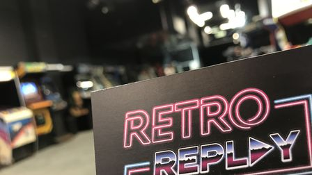A frist look inside Retro Replay in Norwich's Castle MallPicture: Neil Perry