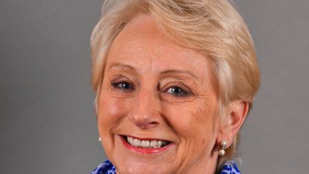 Margaret Stone, Conservative county councillor. Pic: Norfolk Conservatives.