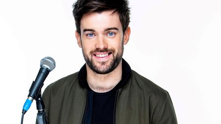 Jack Whitehall is coming to Norwich Theatre Royal Credit: Supplied by Theatre Royal