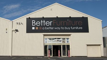 Better Furniture, Yarmouth, which is closing down. Pic; Archant
