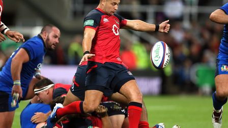 England's Ben Youngs - going for glory at his third World Cup Picture: PA