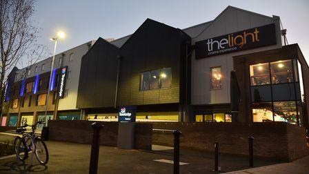 A look around the new Light Cinema in Thetford ahead of their grand opening.Byline: Sonya DuncanCopy