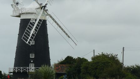 Burnham Overy Staithe Windmill. Picture: UK Power Networks