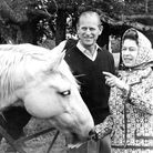 The Queen and the Duke of Edinburgh pictured at Balmoral in 1972 - would you need help recognising t