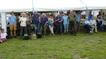 The north Norfolk Aylsham Roman Project has been nominated multiple times for a Stars of Norfolk Com