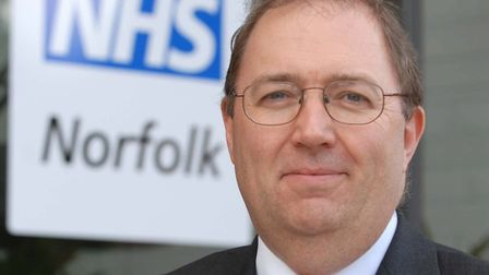 Retired Doctor Ian Mack, former chairman of West Norfolk CCG's governing body. Picture: Archant