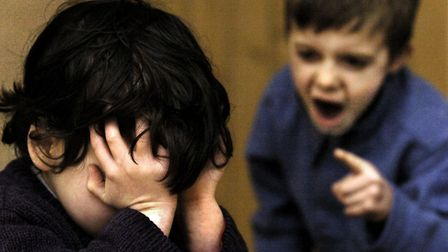 The majority of parents who answered the survey said their child was bullied by a boy. Picture: PA