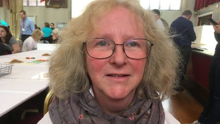 Green city councillor Lesley Grahame. Picture: David Hannant`
