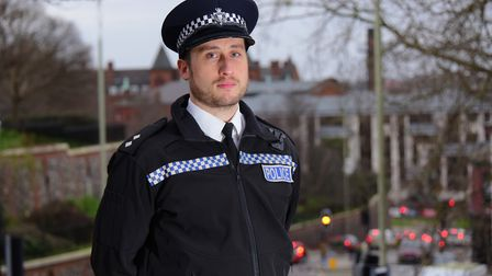 Chief Inspector Lou Provart. Picture: Archant