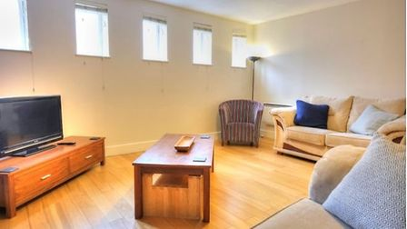 See inside Hardwick House apartment for sale in Norwich. Photo: Purple Bricks/ Avril Sefton-Brown