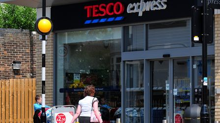 Tesco store on Unthank Road. PIC: Nick Butcher