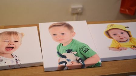 The winners of our Bonniest Baby competition. Photo: Matthew Nixon