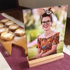 Kate Royall made Maids of Honour with the Great British Bake Off this week. Picture: Kate Royall