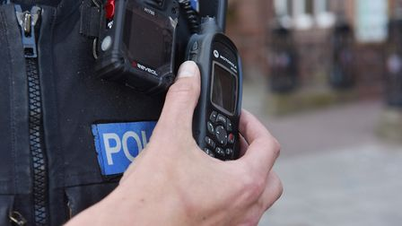 Norfolk Police have said they are 'missing' secondary crimes after an invetsment in front line offic
