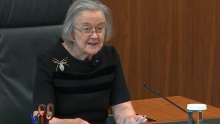 Lady Hale has announced the Supreme Court's ruling on the legality of Prime Minister Boris Johnson's