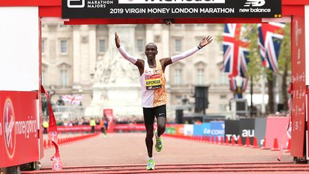 Eliud Kipchoge is looking to become the first man to break two hours for a marathon next month in Vi