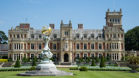 Somerleyton Hall. Pic: Archant library