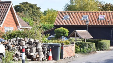 Beckhithe village is set to lose its name and merge with a neighbouring village. Picture: Jamie Hone