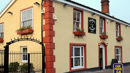 Trowel & Hammer pub in Norwich. which wants to expand its bed and breakfast offering. Photo: Bill S