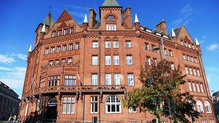 Plans to bring the Royal Hotel back into use have been recommended for approval Picture: The Norwich