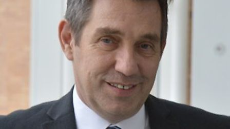 Norfolk and Norwich Unviersity Hosptial chief operating officer Chris Cobb. Picture: NNUH