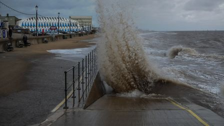 Flood alerts have been issued in parts of Norfolk. Picture: Chris Bishop