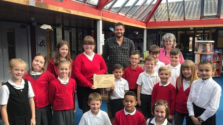 Grove Primary School students had a wonderful day participating in workshops with author, comedian a