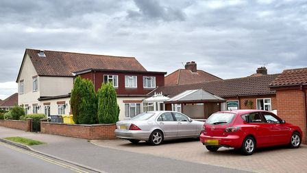 Northgate House care home, Hellesdon.Picture: ANTONY KELLY