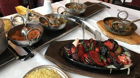 Maharani is first local curry house to introduce a fully-vegan menu