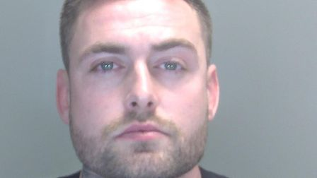 Sonny Morley has been jailed for three years for supplying Class A drugs. Picture: Norfolk Constabul