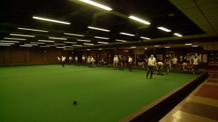 Great Yarmouth Indoor Bowls Sports & Social club which are based at the Marina Centre in Great Yarmo