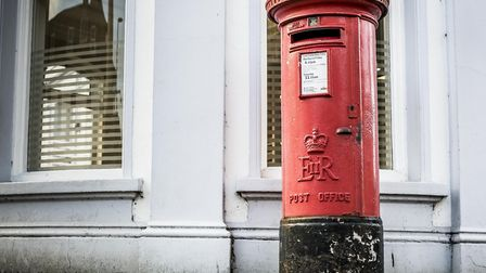 A number of Royal Mail post boxes have been targeted in suspected arson attacks in Thorpe St Andrew.