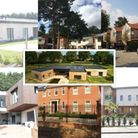 The seven nominees for the Broadland Design Awards. Picture: BDC/Jon Boon