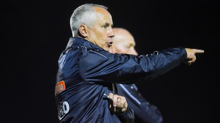 King's Lynn boss Ian Culverhouse says the pressure is all on York ahead of the Bootham Crescent clas