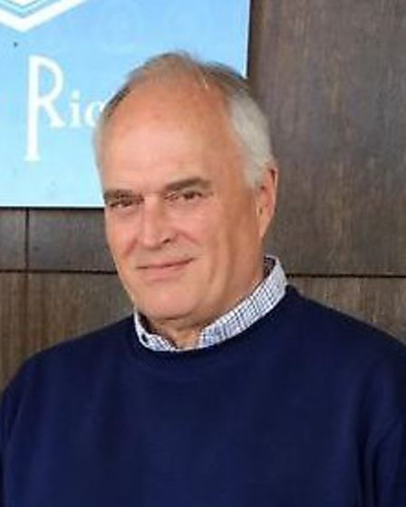 Businessman Paul McMillan from Wisbech invested thousands with Morgan Reeve. Photo: Paul McMillan
