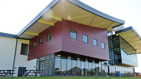 North Walsham High School is joining the Enrich Learning Trust. Picture: ANTONY KELLY
