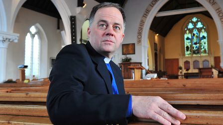 Rev Matthew Payne from Christ Church, Lowestoft, has stepped back from the ministry amid an investig