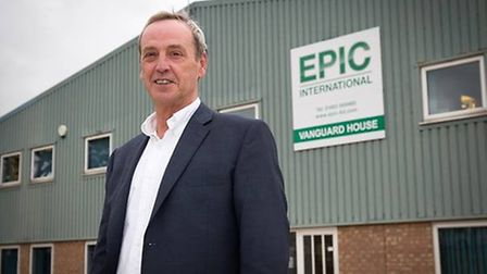 David Rowan founded and successfully ran Epic International until his death in 2018. Photo: Supplied