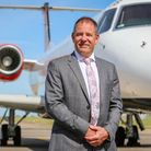 Richard Pace, managing director of Norwich Airport. Pic: Submitted
