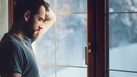 Steven Downes wonders if we are talking too much about our mental health Picture: Getty Images/iS