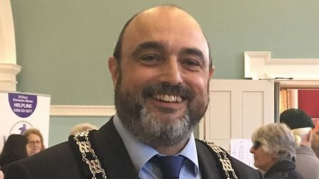 Swaffham deputy mayor Keith Sandle took matters into his own hands at a recent WAW Wrestling event.