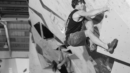 The Big Flash Climbing Festival returns to Highball Climbing Centre in Norwich this weekend Credit: