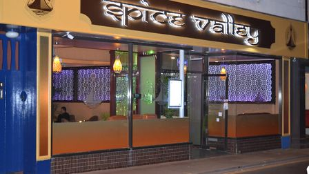 Spice Valley in Magdalen Street Credit: Colby Marketing