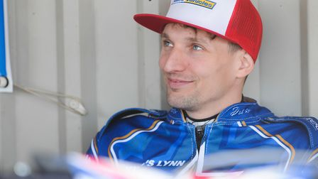 Craig Cook misses King's Lynn's trip to Poole because of illness Picture: Ian Burt