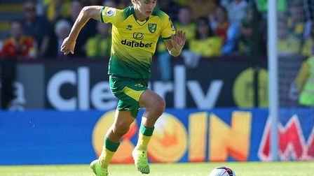 Norwich City star Todd Cantwell Picture: Paul Chesterton/Focus Images Ltd