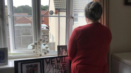 Aylsham woman reveals how the loss of her state pension left her penniless. Picture: Ella Wilkinson