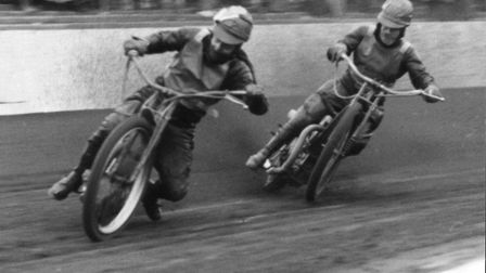 The Stars in full flow at the fabulous Firs which closed in 1964. Picture: Mike Kemp Collection