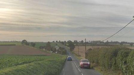 No cars will be able to stop or park on designated roads in Hemsby, near Great Yarmouth. Picture: Go
