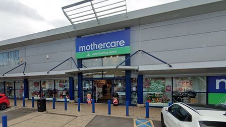 Mothercare at Riverside Retail Park will close. Picture: GoogleMaps