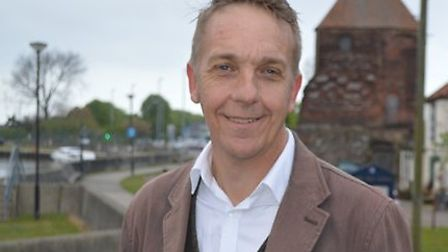 Labour's Mike Smith-Clare. Pic: Labour Party.